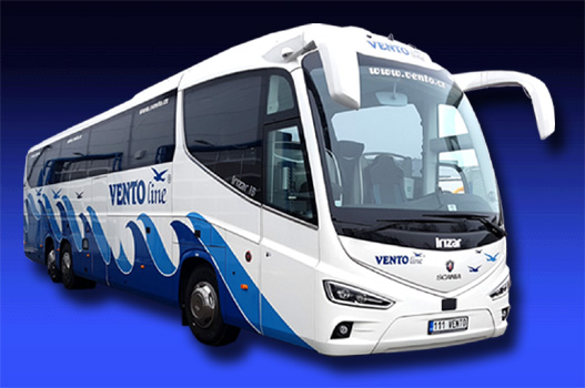 SCANIA IRIZAR I8 - bus transportation